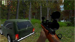 Russian Hunting 4×4 1
