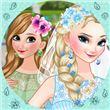 Elsa Bride Dress up apk