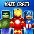 Maze Craft : Pixel Heroes apk