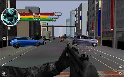 Commando Enemy War Strike 1