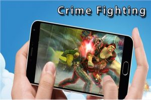 Unlimited Gangsters fighting 1
