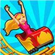 Roller Coaster : Thrill Rush apk