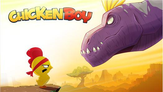 Chicken Boy 1