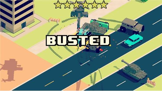 Smashy Road: Wanted 1