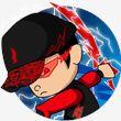 Thunderstorm Boy Run Jump apk