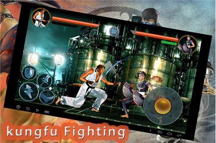 Kungfu Strike War 1