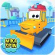 Bulldozer driving game for kid apk