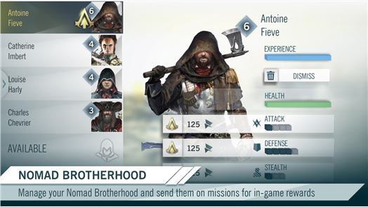 Assassin's Creed® Unity App 1