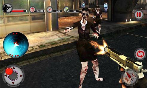 Zombie Kill Target 1