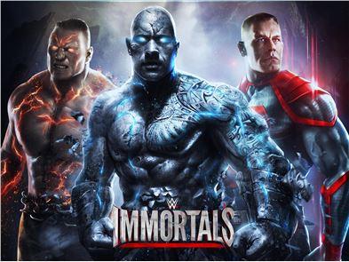 WWE Immortals 1