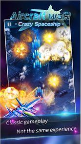 Aircraft War:Crazy Spaceship 6