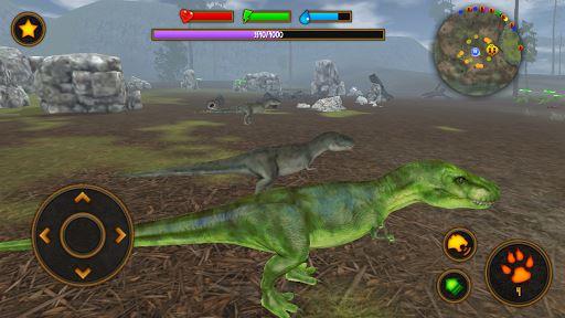 Clan of T-Rex 3