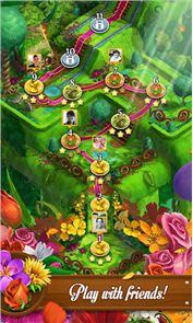 Blossom Blast Saga Flower Link 4