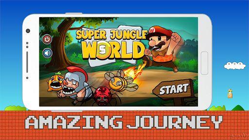 Super Jungle World 1