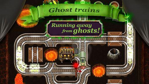 Rail Maze 2 : Train puzzler 3