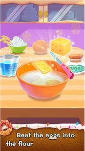 Make Donut – Kids Cooking Game 1