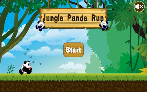 Jungle Panda Run 6