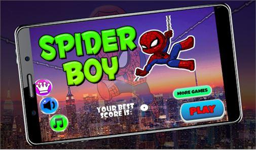 Spider Boy 4