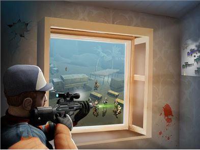 Frontier Target Sniper 4