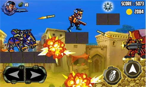 Metal Commando Action 2