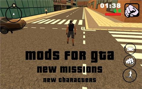 Mods for GTA Vice City 1