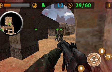 Counter Sniper-Critical Strike 4