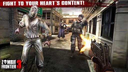 Zombie Frontier 3 1