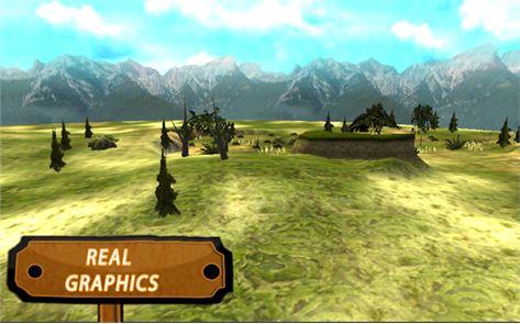 Lion Hunting Challenge 3D 4