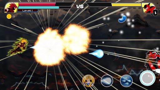 Super Battle for Goku Devil 5
