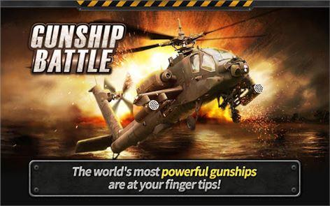 GUNSHIP BATTLE: Helicopter 3D 1