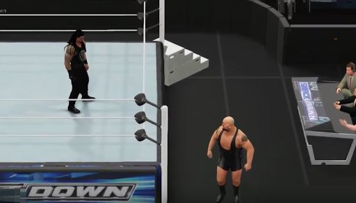 Fight WWE Action 4