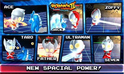 Ultraman Rumble2:Heroes Arena 3
