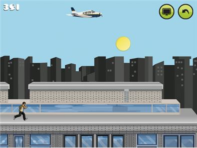 Parkour: Roof Riders Lite 3