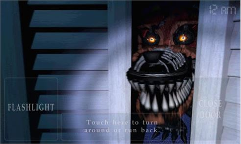 Five Nights at Freddy's 4 Demo 4