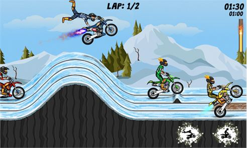 Stunt Extreme – BMX boy 1