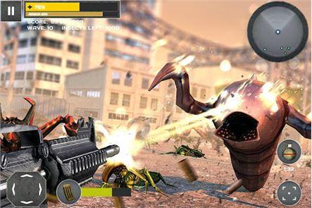 Dead Invaders: FPS War Shooter 2