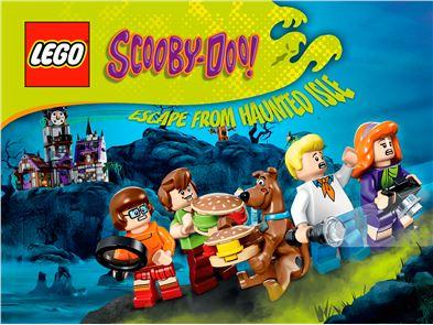 LEGO® Scooby-Doo Haunted Isle 1