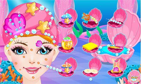 Mermaids Makeover Salon 6