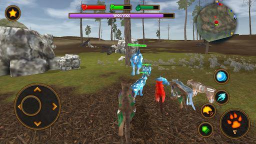Clan of Puma 4