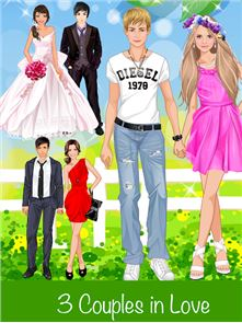 Couples Dress Up Games 5
