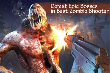 Zombie Call: Trigger Shooter 4