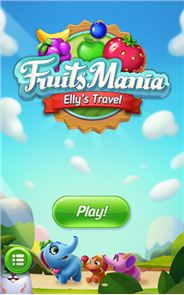 Fruits Mania : Elly's travel 5