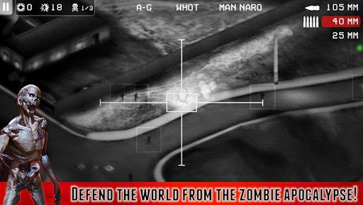 Zombie Gunship Free 2