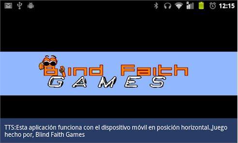 Zarodnik BFG (Eyes-free game) 1