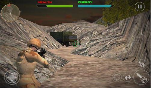 Commando Survivor Killer 3D 4