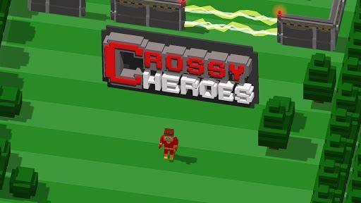 Crossy Heroes 5