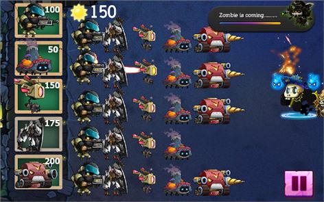 Zombie vs Transformers 2 2