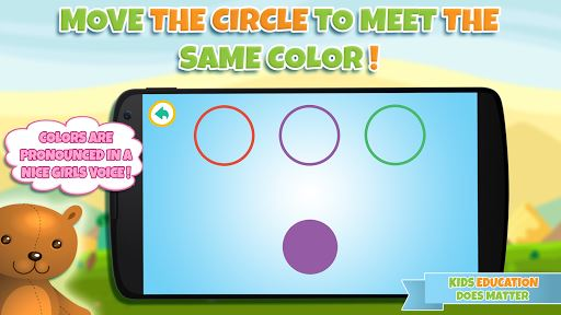 Learning colors for toddlers 3
