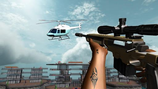 Sniper – American Assassin 1