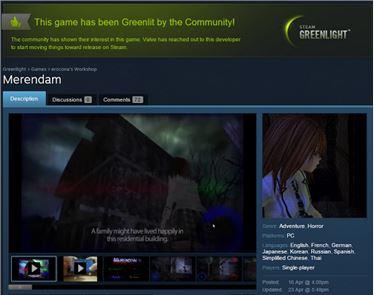 Merendam scary escape freedemo 3